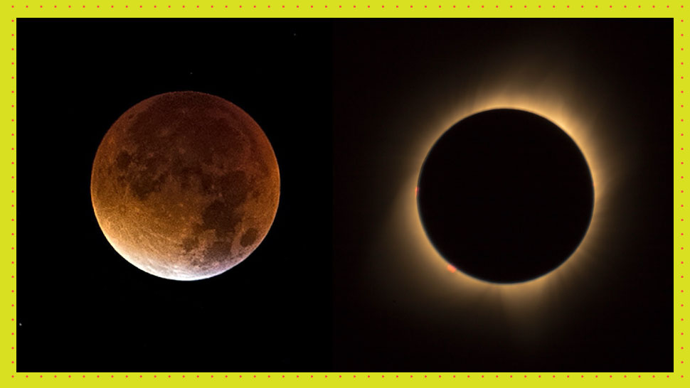 PSA: We'll Get To See Two Eclipses In June