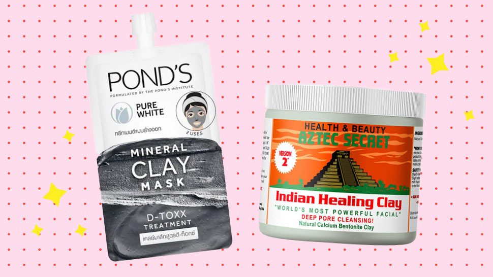 7 Best Clay Masks You Can Use For Your Underarm Detox Routine