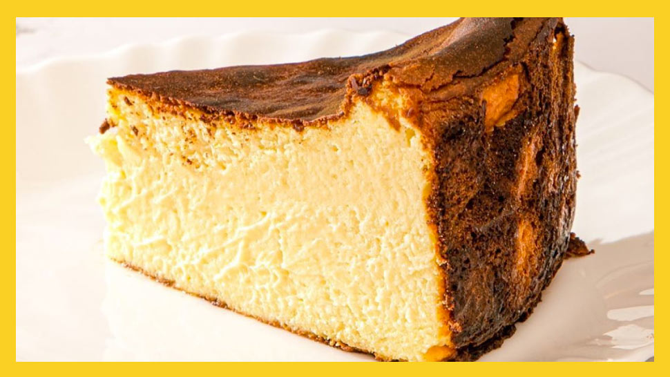 10 Places You Can Buy The Viral Basque Burnt Cheesecake Dessert
