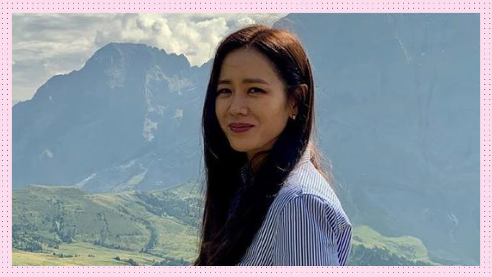 Son Ye Jin Has Just Been Named The