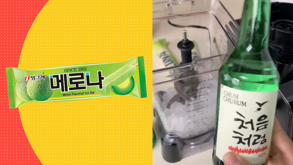 18 And Up: This Soju + Melona Slushie Is Your New Favorite Boozy Drink