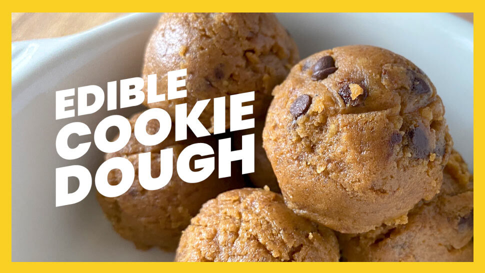 This ~Edible~ Cookie Dough Recipe Is Super Easy To Make