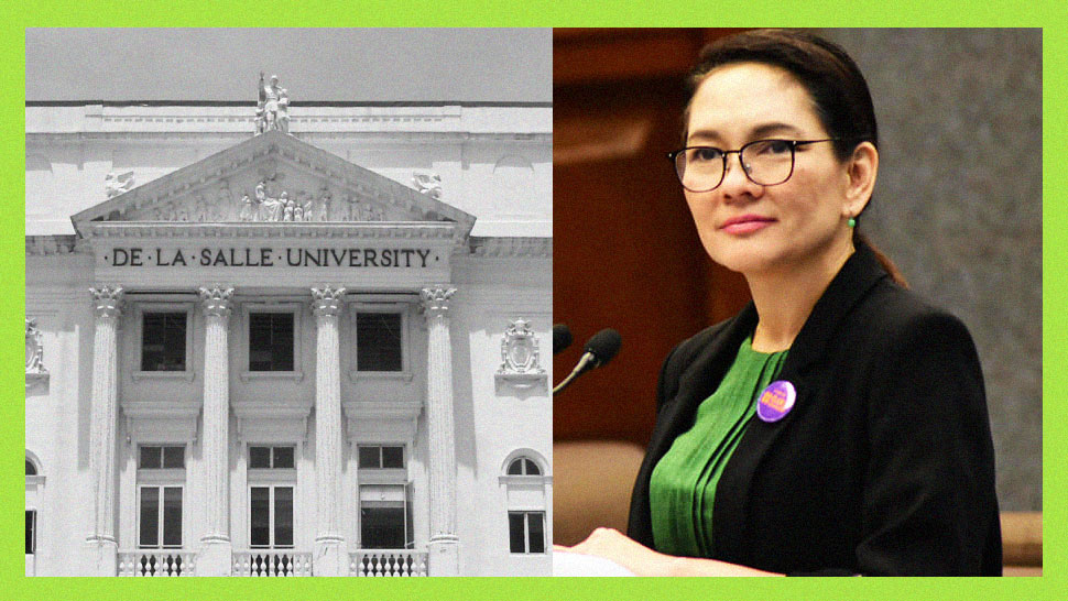 DLSU Fires Faculty Member for 'Offensive' Facebook Post Targeting Sen. Hontiveros