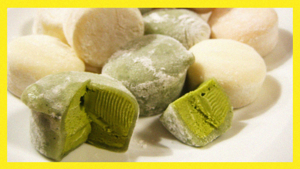 Whoa, It's Actually *So* Easy To Make Mochi Ice Cream At Home