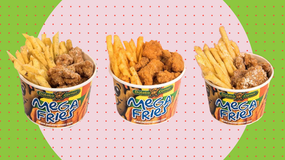 OMG, You Can Now Order Chicken Pops Along With Your Potato Corner Fries