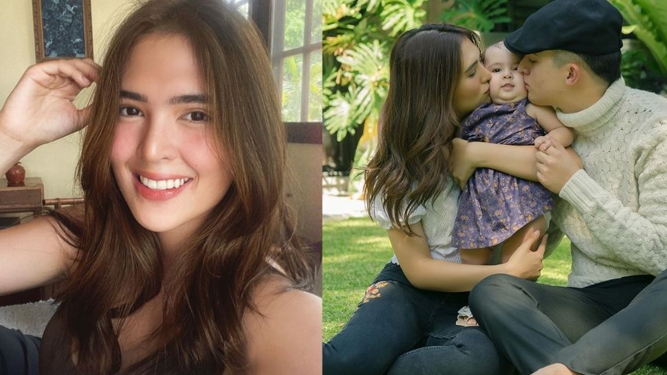 Sofia Andres Introduces Baby Daughter With Daniel Miranda On Instagram
