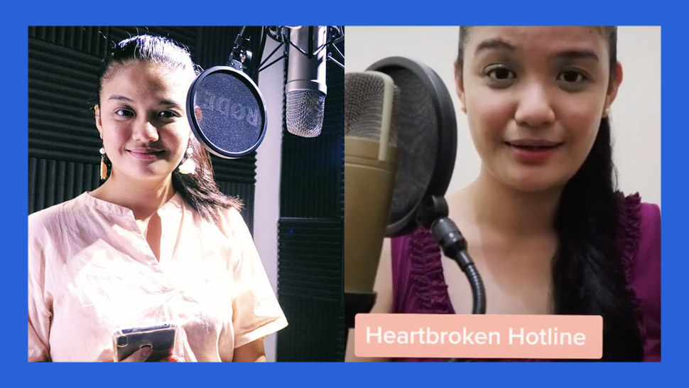 Meet The Girl Behind Those Creative And GV Voice Over TikToks