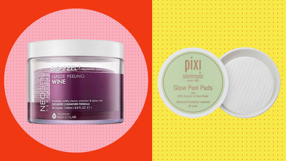 Exfoliating Pads You Can Use Weekly To Help Fight Acne