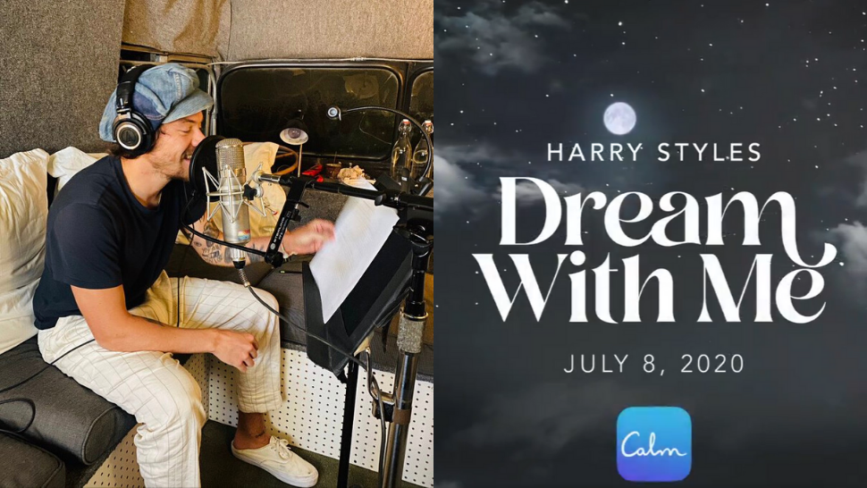 Harry Styles Will Read You *Bedtime* Stories Through This Meditation App