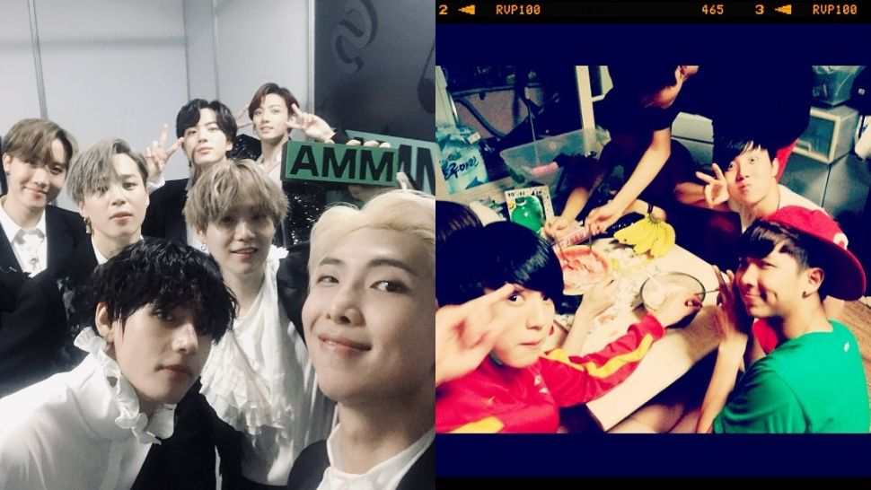 LOOK: BTS' Old Insta Account Full Of Throwback Pics Has Been ~Mysteriously~ Resurrected