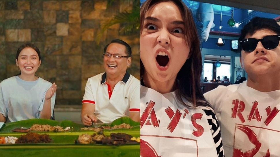 What Kathryn's Dad Has To Say About Daniel Padilla As A BF Behind The Cam