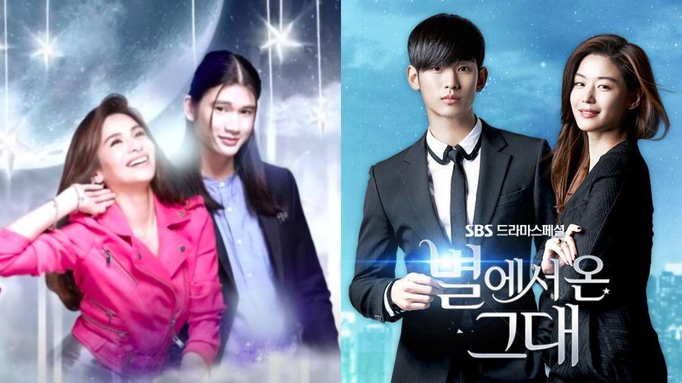 7 Pinoy Teleseryes Based On Your Favorite K-Dramas