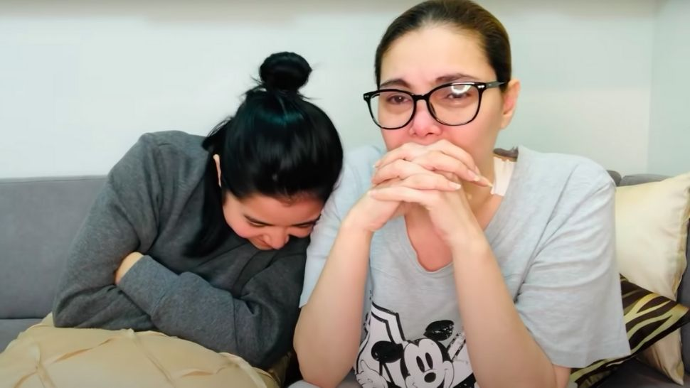 Crystal Brosas Comes Out As Lesbian On Mom K Brosas' Vlog