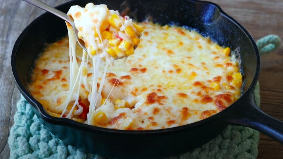 This Cheesy Corn Dish Is Your Next Favorite Korean Merienda