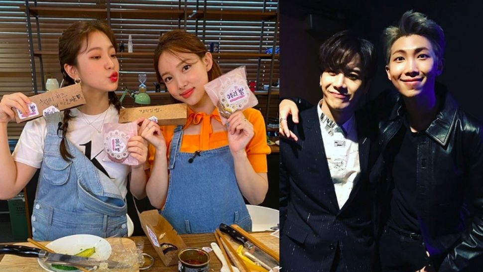 9 of the Most Precious Friendships Between K-Pop Idols