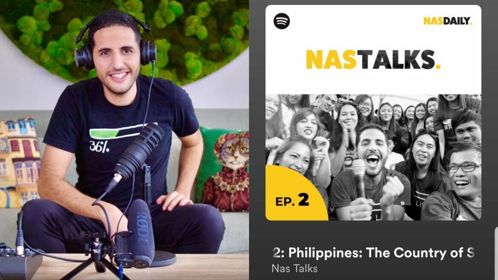 Nas Daily Issues Statement on Viral Wil Dasovich Podcast Episode