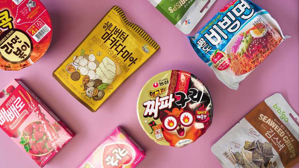 Seaweed Crisps, Jjapaguri, and Other Snacks to Try From Korean Groceries