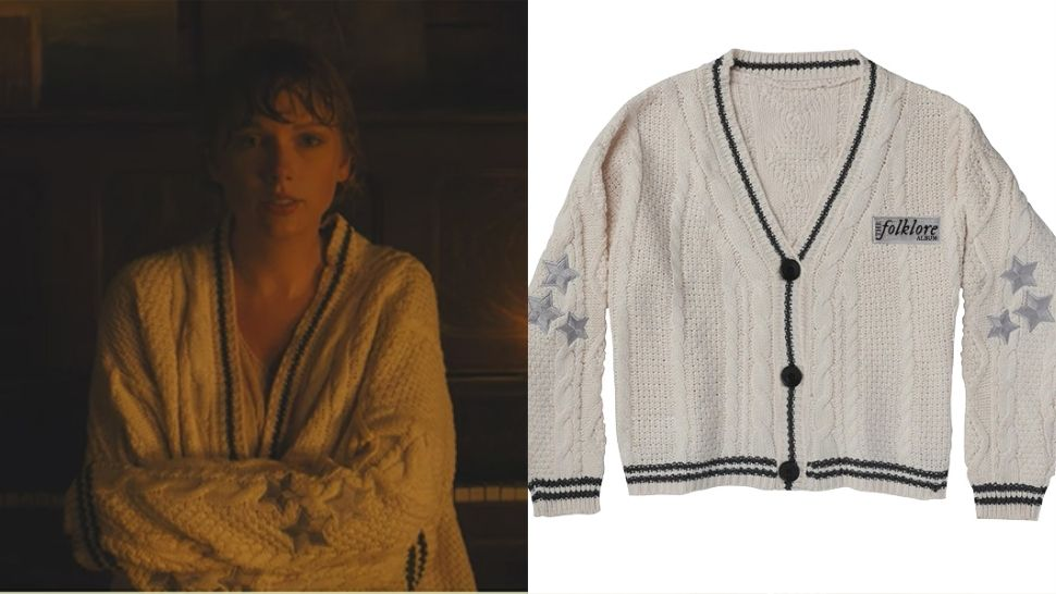 OMG, You Can Buy the Cardigan From Taylor Swift's New Music Video