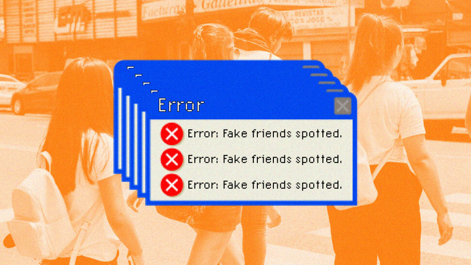 How To Spot Fake Friends
