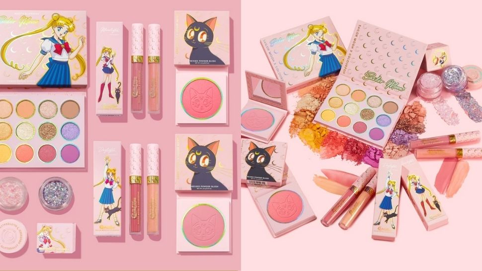 All The Pretty Products in the Sailor Moon x Colourpop Collection