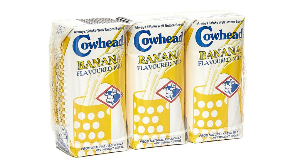 Here's Where You Can Buy Cowhead Banana-Flavored Milk