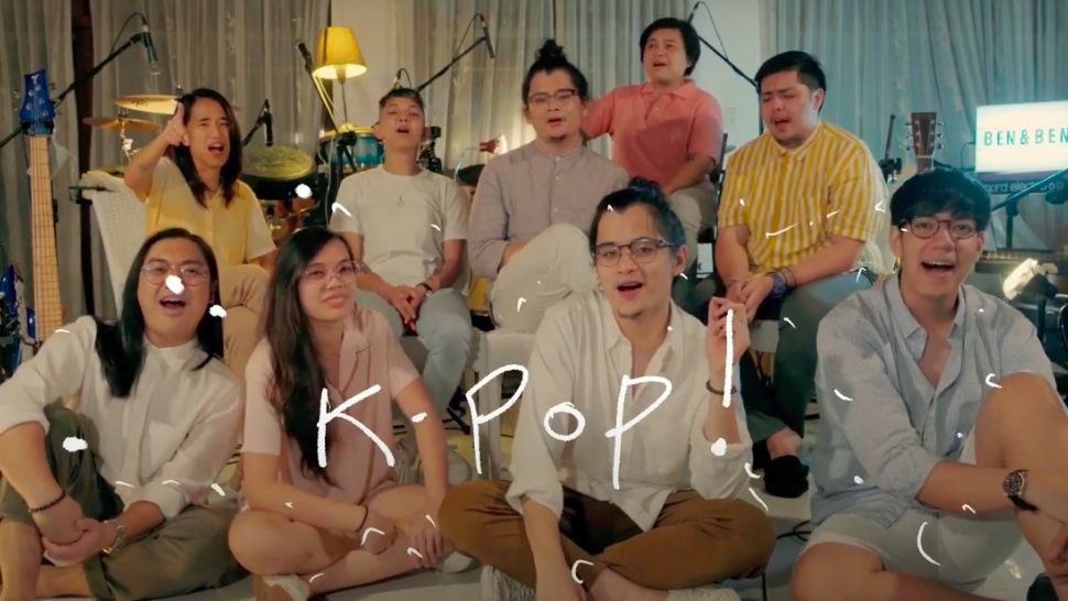 WATCH: Ben&Ben Covers Your Favorite K-Pop Songs