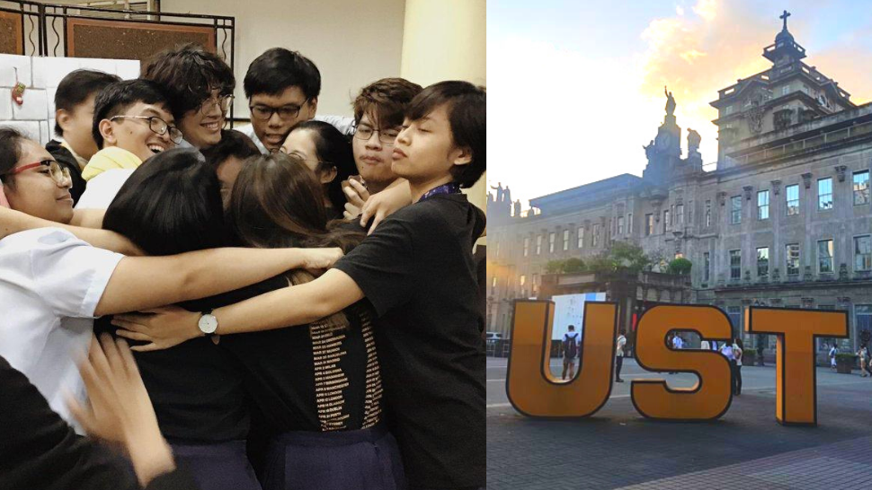 Decoding UST's Hug Culture: Why Thomasian Hugs Are 'One Of A Kind'