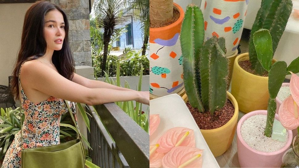 Elisse Joson's Pretty Plant Corner Isn't Just for Aesthetic