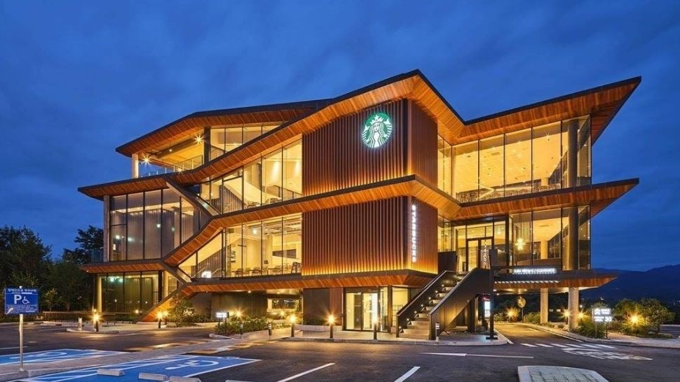 Add This Beautiful Starbucks Branch To Your Future South Korea Itinerary