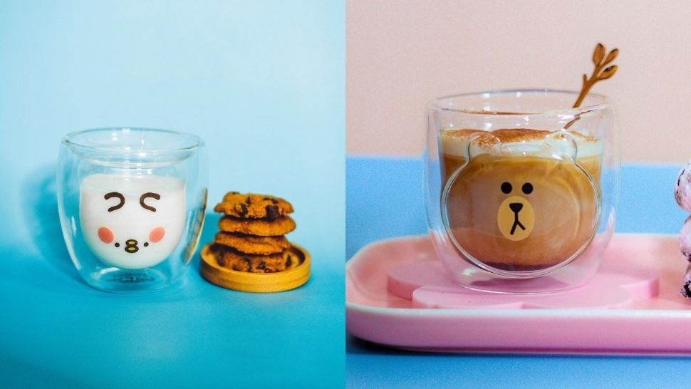 These Cute Double-Walled Cups Will Brighten Up Your Day