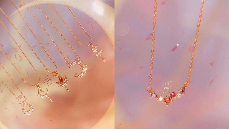 This Local Jewelry Brand Has a Sailor Moon-Themed Collection