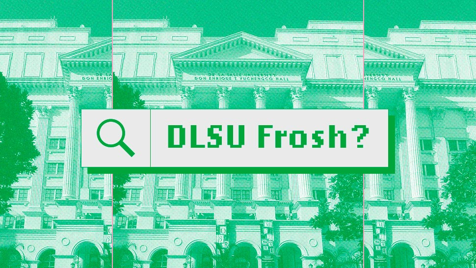 Why DLSU Students Call Their Freshmen 'Frosh'