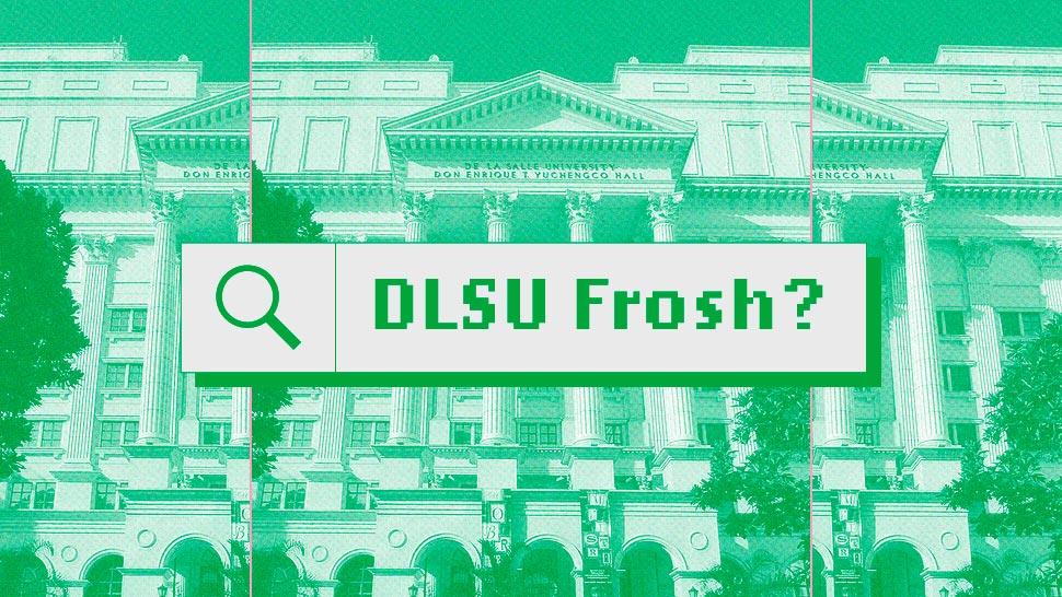 Why DLSU Students Call Their Freshmen 'Frosh'