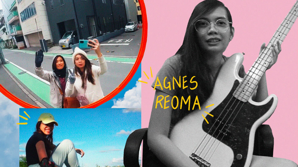 Did You Know? Ben&Ben's Agnes Reoma Learned to Play Bass Through YouTube