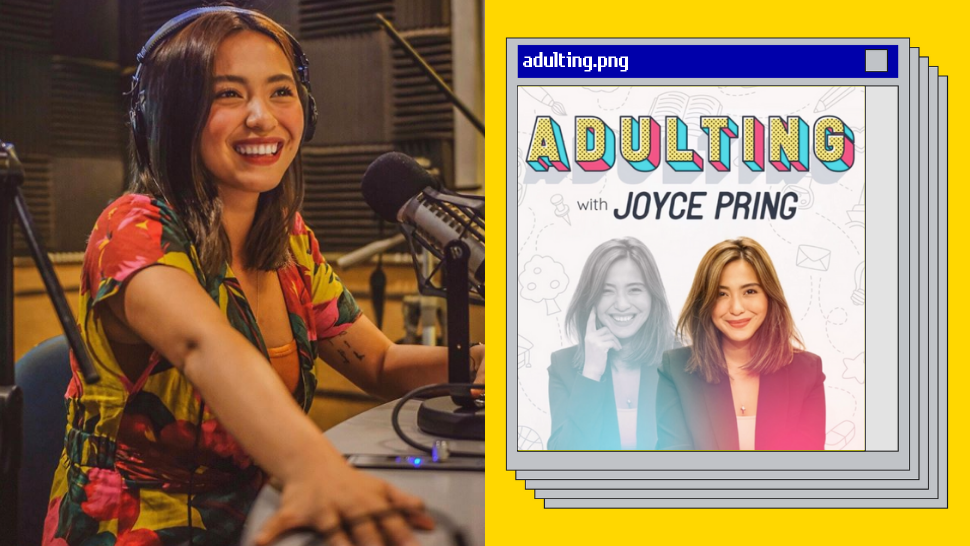 Worrying About Adulting? Joyce Pring's Podcast Might Help You