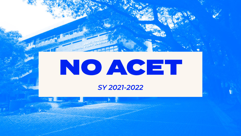 Ateneo Scraps ACET, Shifts to Online Applications for SY 2021-2022