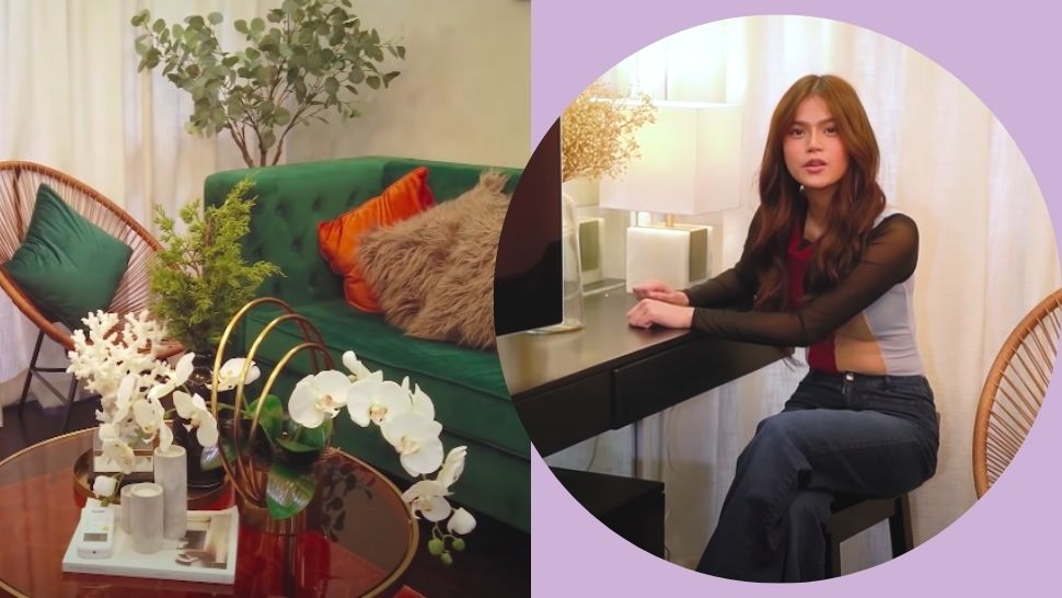 Maris Racal Shared How She Made Her Small Space ~Aesthetic~ But Functional