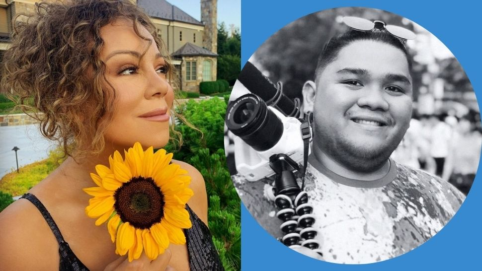 Mariah Carey Sends Prayers to Family of Lloyd Cadena, One of Her Biggest Fans
