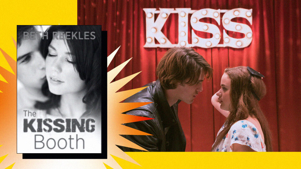 Did You Know? 'The Kissing Booth' Started Out As a Wattpad Story