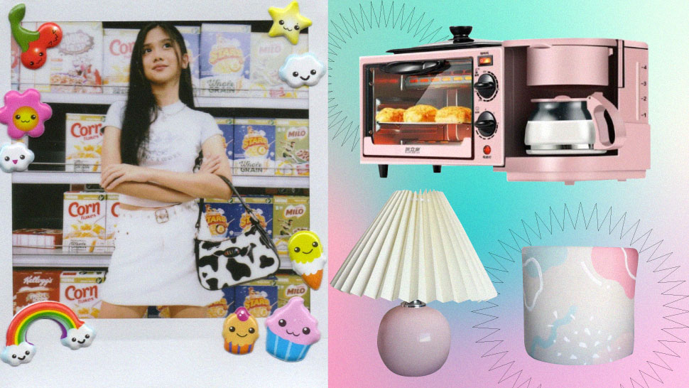 All the Items to Love in Ashley Garcia's Home Essentials Haul