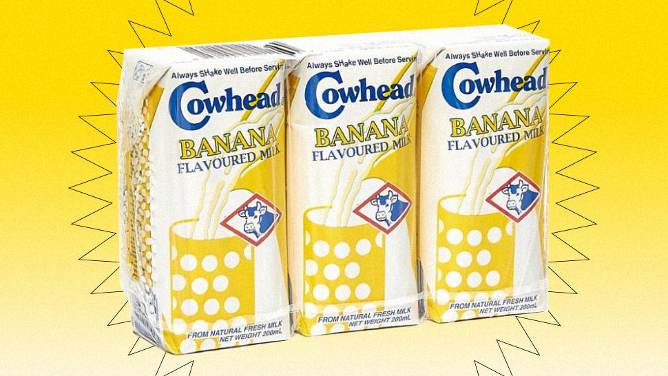 Here's Where You Can Buy Cowhead Banana-Flavored Milk