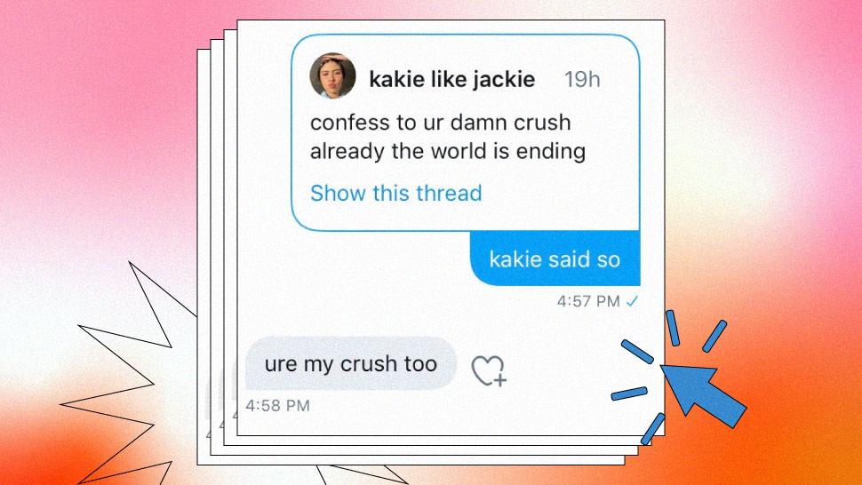 This Person Found Out Crush Din Siya ng Crush Niya, Thanks to Frankie Pangilinan