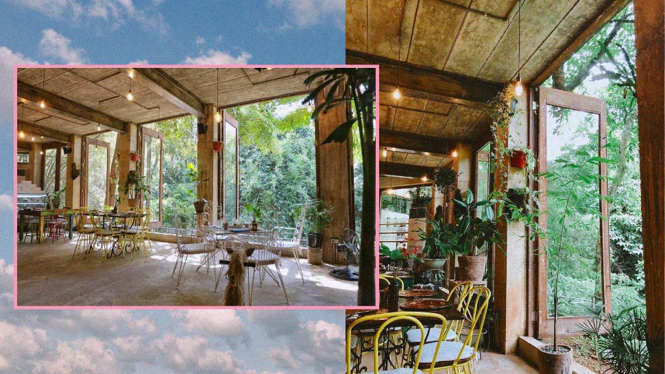 This Underground Cafe in Antipolo Could Be Your First Day Trip This Year
