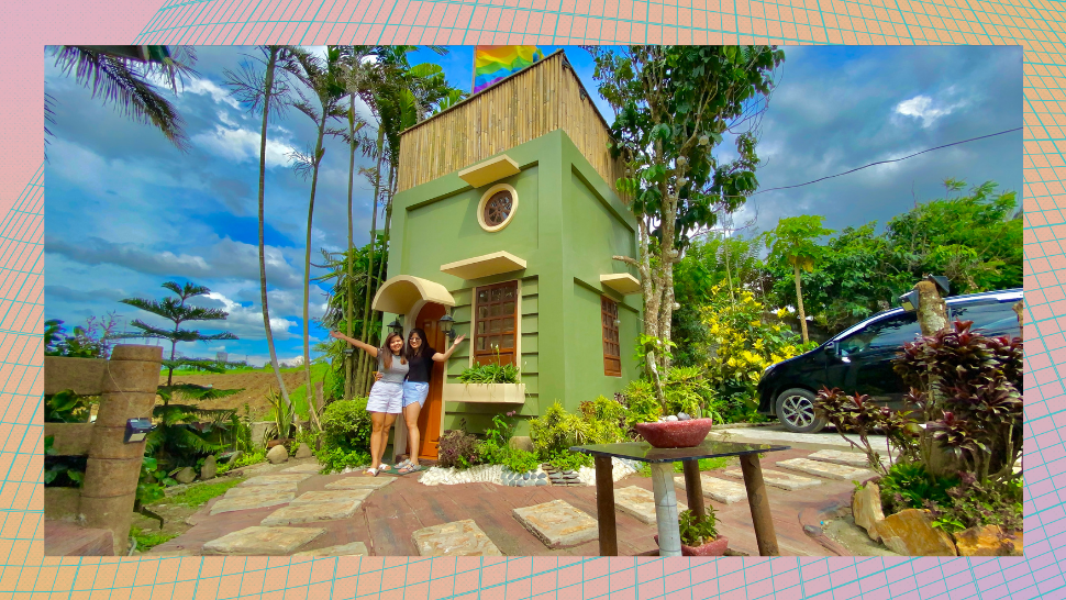 This Tiny 2-Storey House With A Rooftop In Cavite Was Built For Only P280K