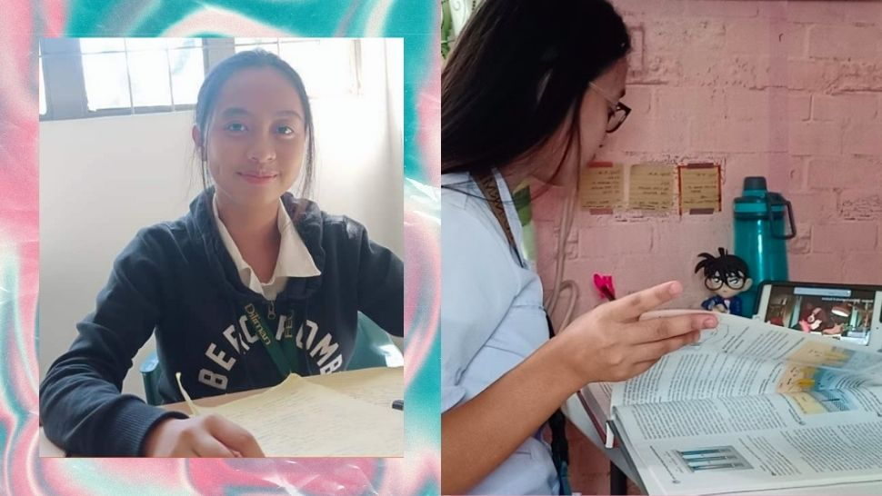 This Student Took the ABM Strand in SHS, but Ended up Taking Med Tech in College