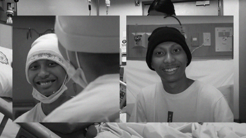 Emman Nimedez' Last Vlog Shows His Experience in the Hospital
