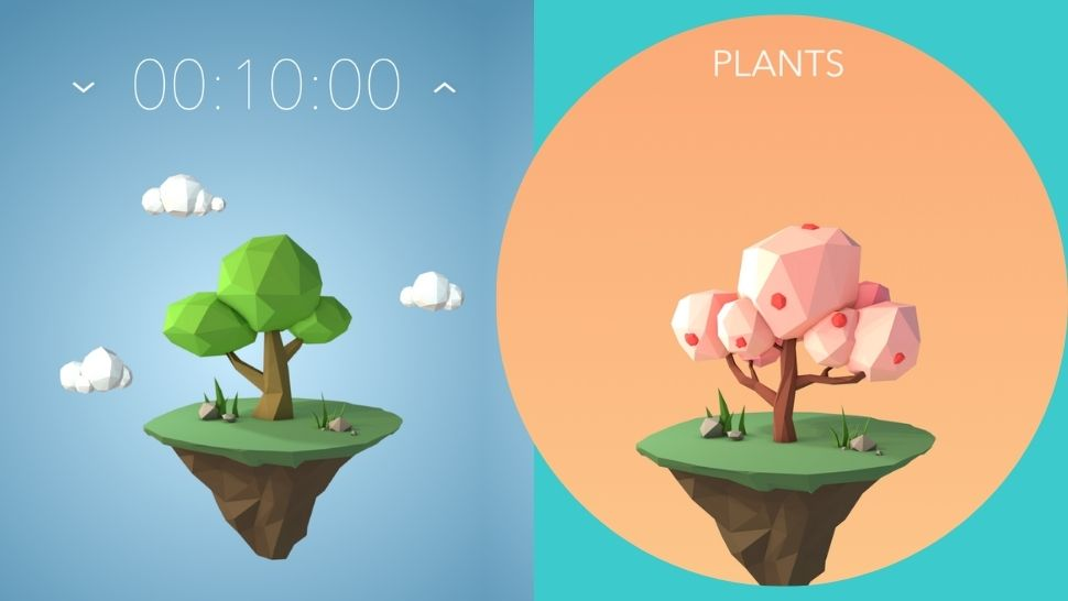 This App Lets You Be a Plantita While Helping You Stay Focused on Tasks