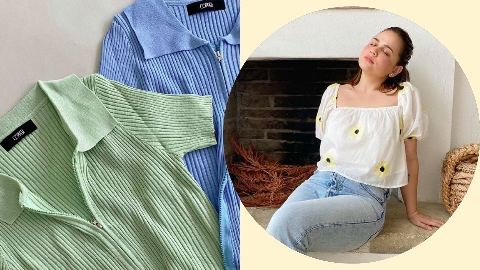 Where to Buy Cute Tops on IG for Your Next Zoom Class