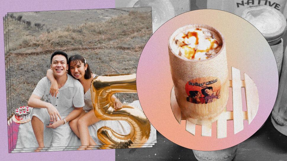 #CoupleGoals: Former Teachers Start an Eco-Friendly Milk Tea Shop