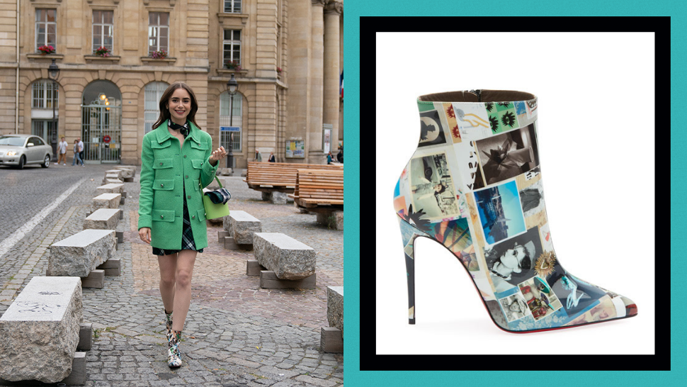 10 Gorgeous Shoes Lily Collins Wore in